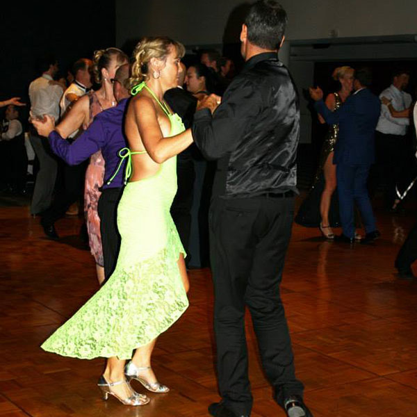 February Studio Social @ Dancecorp Dance Studios | East Brisbane | Queensland | Australia