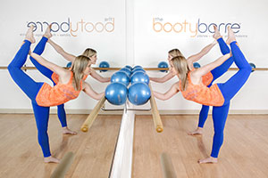 booty barre east brisbane classes