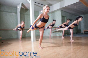 classes for booty barre
