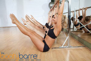 booty barre classes available in Brisbane