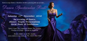 November Dance Spectacular Ball @ The Gabba (Legends Function Room) | Woolloongabba | Queensland | Australia
