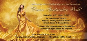 June Dance Spectacular Ball @ The Legends Function Room